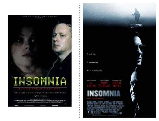 Movie Posters 1997: Insomnia (1997) Movie