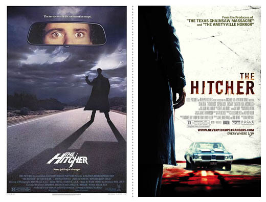 Movie Posters 2007: 50 Movie Poster Remakes (H-L)