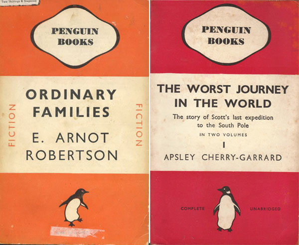 Penguin Book Cover Personalised ~ Jan tschichold s inspiring penguins retinart
