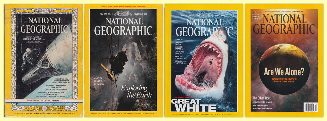 The Timeless Beauty Of National Geographic Retinart