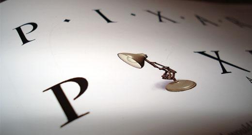 Erryji Pixar Logo Lamp